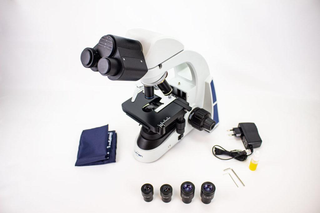 microscópio biológico binocular LM2200BL