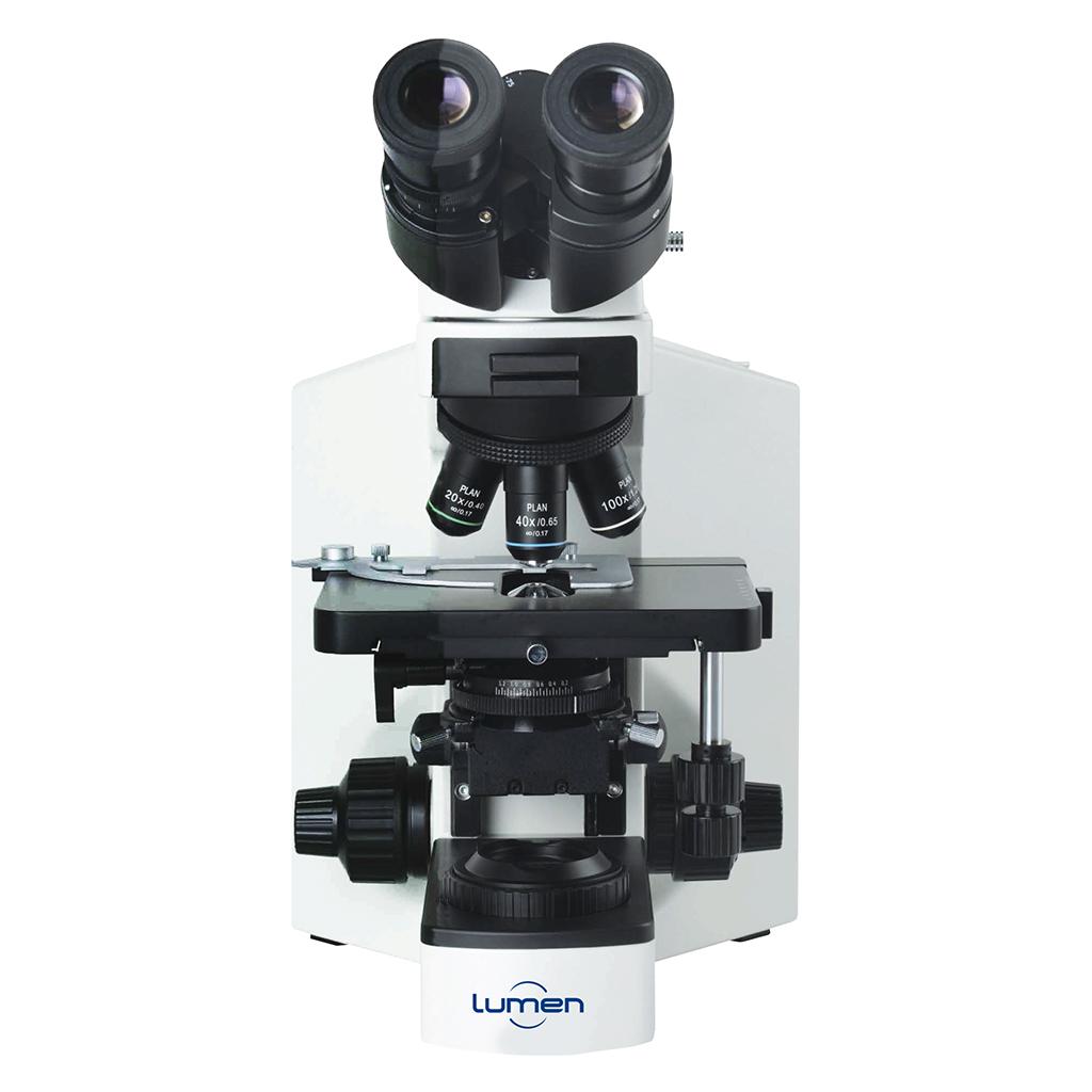 Microscópio Petrográfico Binocular Polarizado LM5100B-PTR frente